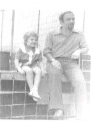 Григорій та Тарас Чубаї. 1975 р.